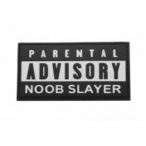 Pitchfork Noob Slayer Patch - Swat