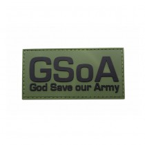 Pitchfork GSoA Patch - Olive