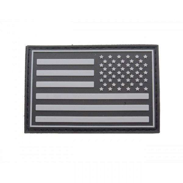 Pitchfork US Right IFF Flag Patch - Swat
