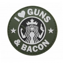 Pitchfork Guns & Bacon Patch - Olive