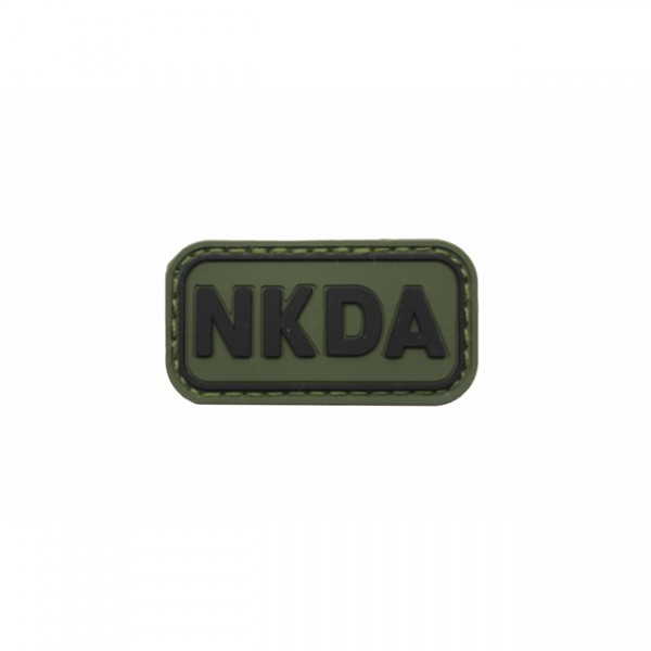 Pitchfork NKDA Patch - Olive