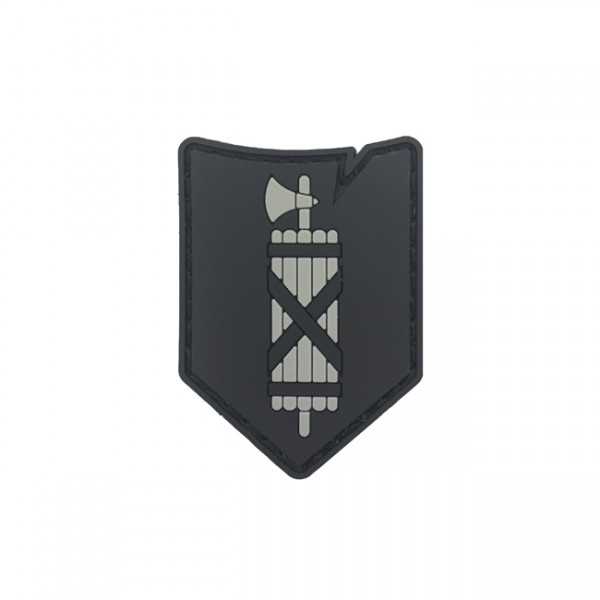Pitchfork Tactical Patch SG - Black