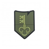 Pitchfork Tactical Patch OW - Olive
