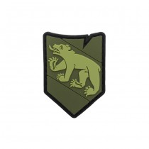 Pitchfork Tactical Patch BE - Olive