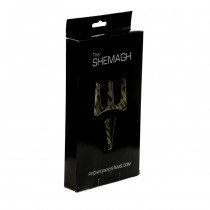 Pitchfork The Shemagh Trident Logo - Olive 2