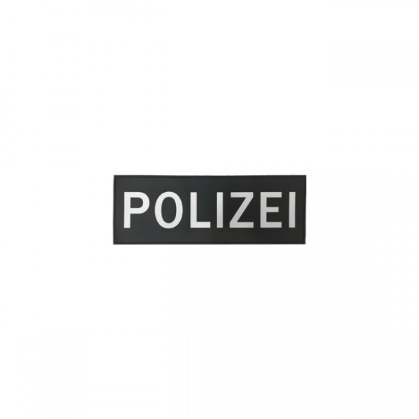 Pitchfork Polizei Patch - Small