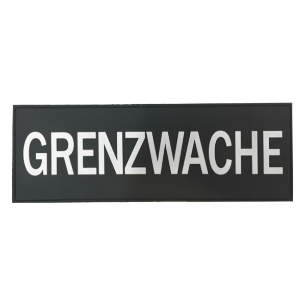 Pitchfork Grenzwache Patch - Large