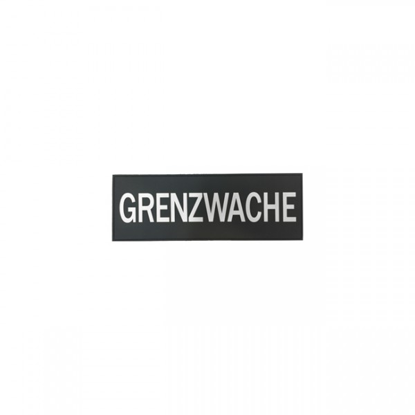 Pitchfork Grenzwache Patch - Small