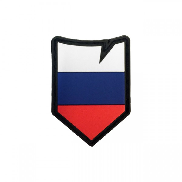 Pitchfork Tactical Patch Russia - Color