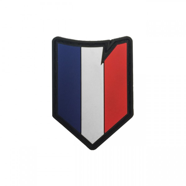 Pitchfork Tactical Patch France - Color
