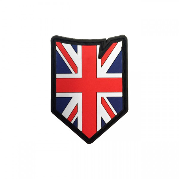 Pitchfork Tactical Patch England - Color