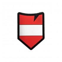 Pitchfork Tactical Patch Austria - Color