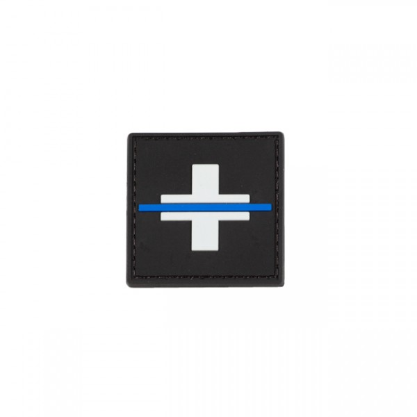 The Thin Blue Line Switzerland Patch