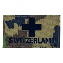 Pitchfork Switzerland IR Patch - SwissCamo