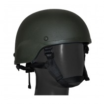 Pitchfork MICH Level IIIA Infantry Helmet - Olive 2