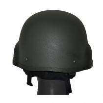 Pitchfork MICH Level IIIA Infantry Helmet - Olive 4