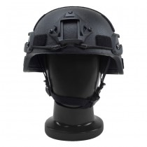 Pitchfork MICH Level IIIA ARC Tactical Helmet - Black 1
