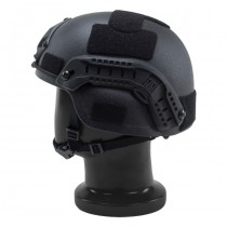 Pitchfork MICH Level IIIA ARC Tactical Helmet - Black 2