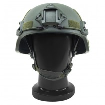 Pitchfork MICH Level IIIA ARC Tactical Helmet - Olive 1