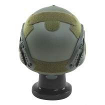 Pitchfork MICH Level IIIA ARC Tactical Helmet - Olive 3