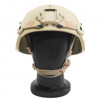 Pitchfork MICH Level IIIA ARC Tactical Helmet - Dark Earth 1