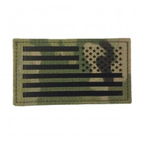 Pitchfork US Flag Right IR Patch - Multicam