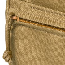 Pitchfork Drop Fanny Protector Pouch - Coyote