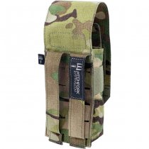 Pitchfork Closed Single AK Magazine Pouch - Multicam