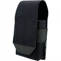 Pitchfork Closed Single AR15 Magazine Pouch - Black