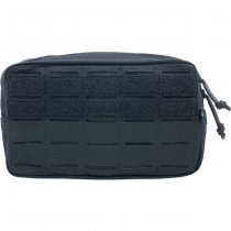 Pitchfork Horizontal Utility Pouch Medium - Black