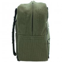 Pitchfork Horizontal Utility Pouch Medium - Ranger Green