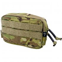 Pitchfork Horizontal Utility Pouch Small - Multicam