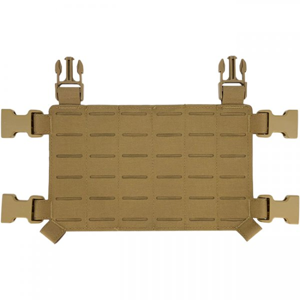 Pitchfork MPC Modular Plate Carrier Front Panel - Coyote