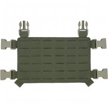 Pitchfork MPC Modular Plate Carrier Front Panel - Ranger Green