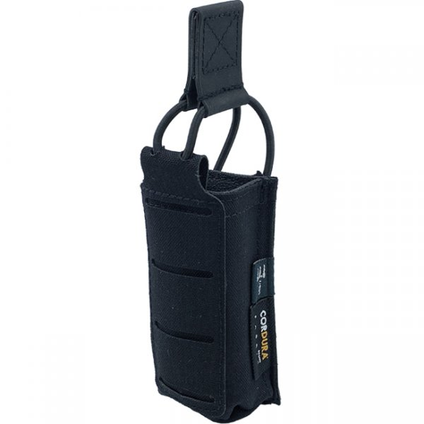 Pitchfork Open Single Pistol Magazine Pouch - Black