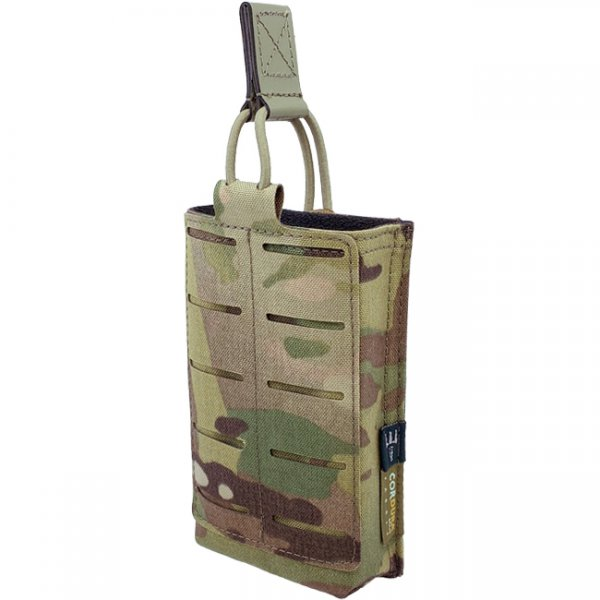 Pitchfork Open Single Rifle Magazine Pouch - Multicam