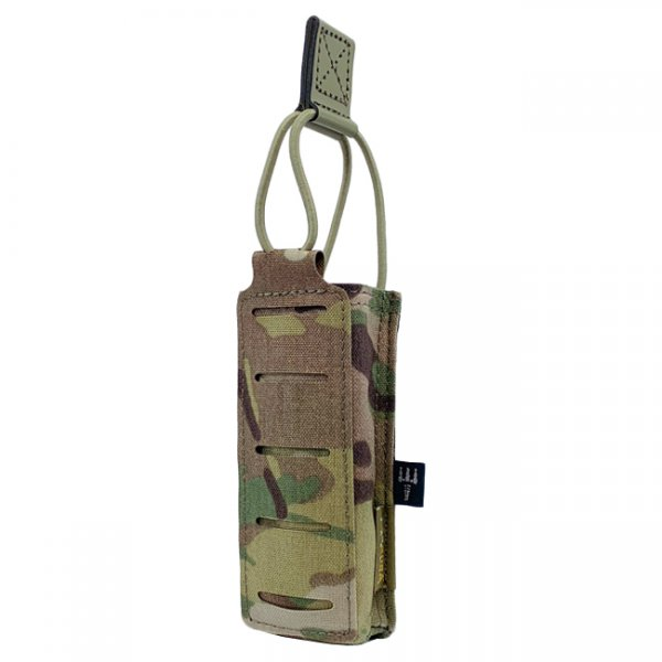 Pitchfork Open Single SMG Magazine Pouch - Multicam