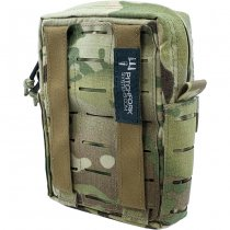 Pitchfork Vertical Utility Pouch Small - Multicam