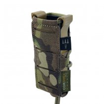 Pitchfork FLEX Single Pistol Magazine Pouch - Multicam