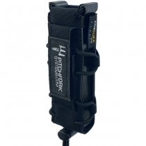 Pitchfork FLEX Single SMG Magazine Pouch - Black