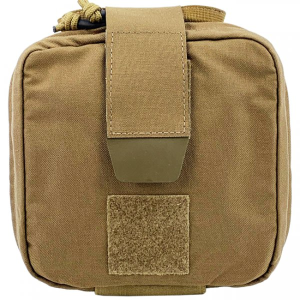 Pitchfork Rip-Away First Aid Pouch - Coyote