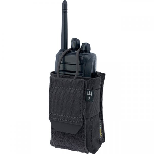 Pitchfork Universal Padded Radio Pouch - Black