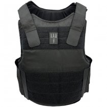 Pitchfork Personal Body Armour NIJ Level IIIA - Black
