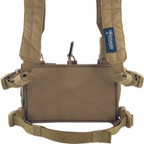 Pitchfork MicroMod Rifle Chest Rig Complete Set - Coyote