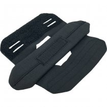 Pitchfork Shoulder Pad Set - Black