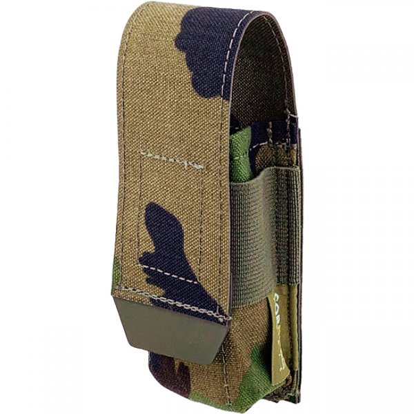 Pitchfork Closed Single Pistol Magazine Pouch - SwissCamo
