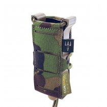 Pitchfork FLEX Single Pistol Magazine Pouch - SwissCamo
