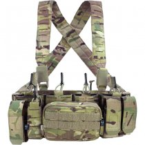 Pitchfork MCR Modular Chest Rig - Multicam