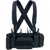 Pitchfork MCR Modular Chest Rig - Black