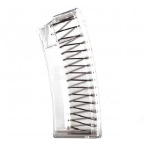 Pitchfork MLE SIG 550 30 Rounds Magazine GP90 / .223 / 5.56 NATO No Tabs - Transparent